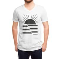 Waves - vneck - small view