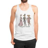 Jurachic Period - mens-jersey-tank - small view