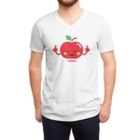 Bad Apple - vneck - small view