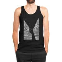 Through window - mens-jersey-tank - small view