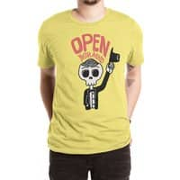 Open Your Mind - mens-extra-soft-tee - small view
