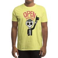 Open Your Mind - mens-regular-tee - small view