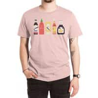 Ex-Condiments - mens-extra-soft-tee - small view