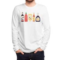 Ex-Condiments - mens-long-sleeve-tee - small view