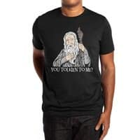 Gandalf the Gangsta - mens-extra-soft-tee - small view