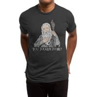 Gandalf the Gangsta - mens-triblend-tee - small view