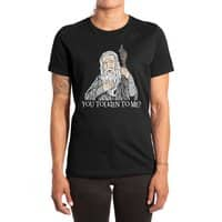 Gandalf the Gangsta - womens-extra-soft-tee - small view