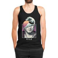 Great Vaporwave - mens-jersey-tank - small view
