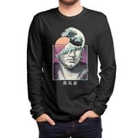 Great Vaporwave - mens-long-sleeve-tee - small view
