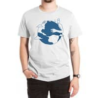 Blue Dot - mens-extra-soft-tee - small view