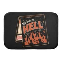Match Made in Hell - bath-mat - small view