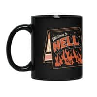 Match Made in Hell - black-mug - small view