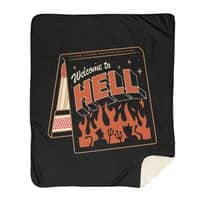Match Made in Hell - blanket - small view