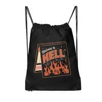 Match Made in Hell - drawstring-bag - small view