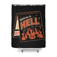 Match Made in Hell - shower-curtain - small view
