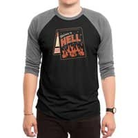 Match Made in Hell - triblend-34-sleeve-raglan-tee - small view