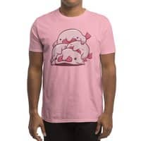 Blobfish Cuddle Party - mens-regular-tee - small view