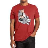 Buttface Copies! - mens-extra-soft-tee - small view