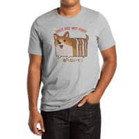 Dogs are not food! - mens-extra-soft-tee - small view