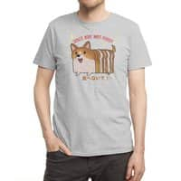 Dogs are not food! - mens-regular-tee - small view