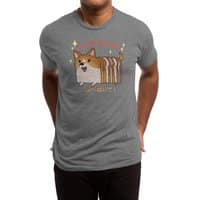 Dogs are not food! - mens-triblend-tee - small view