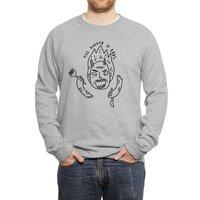 Hangry Monster - crew-sweatshirt - small view