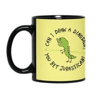 Jurassican! - black-mug - small view