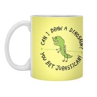 Jurassican! - white-mug - small view