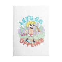 Let's Go Offline - notebook - small view