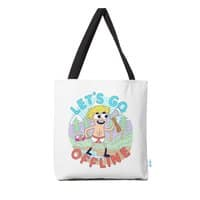 Let's Go Offline - tote-bag - small view