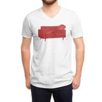 Spooning - vneck - small view
