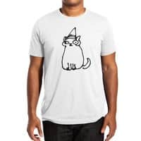 Wizard Cat - mens-extra-soft-tee - small view