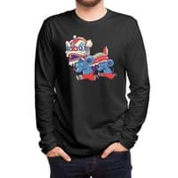 Double rat - mens-long-sleeve-tee - small view