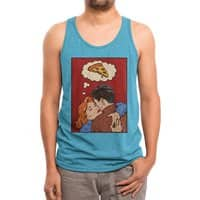 Thinking of you - mens-triblend-tank - small view
