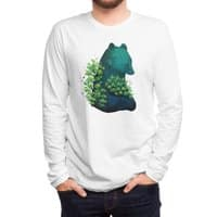 Nature's Embrace - mens-long-sleeve-tee - small view