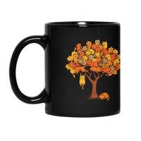 Cat Tree - black-mug - small view