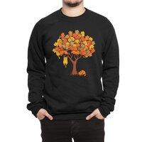 Cat Tree - crew-sweatshirt - small view