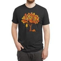 Cat Tree - mens-triblend-tee - small view