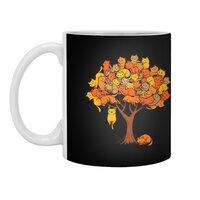 Cat Tree - white-mug - small view