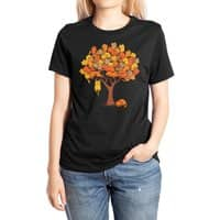 Cat Tree - womens-extra-soft-tee - small view