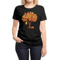 Cat Tree - womens-regular-tee - small view