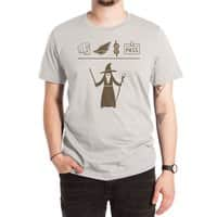 Wizard Hieroglyph - mens-extra-soft-tee - small view
