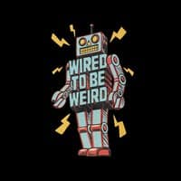 Wired to be Weird - small view