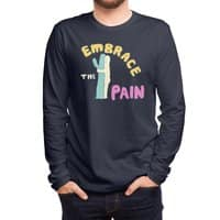 Embrace The Pain - mens-long-sleeve-tee - small view