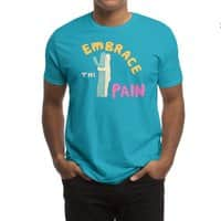 Embrace The Pain - mens-regular-tee - small view