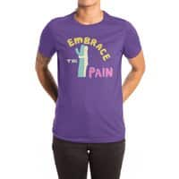 Embrace The Pain - womens-extra-soft-tee - small view