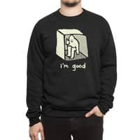 I'm Good - crew-sweatshirt - small view
