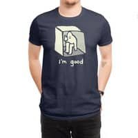 I'm Good - mens-regular-tee - small view