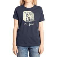I'm Good - womens-extra-soft-tee - small view