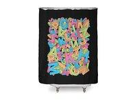 Now I Know My ABC's - shower-curtain - small view